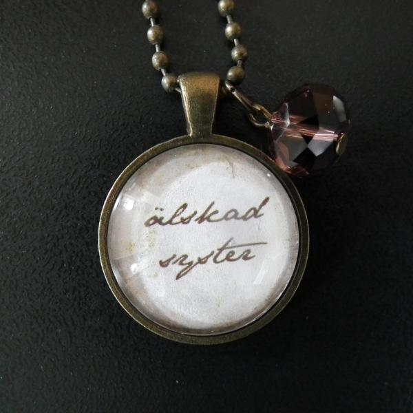 smycke till syster