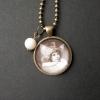 Halsband med ängel, 200 kr